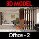 Office2 - 3D Model Design