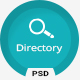 Marist - Directory & Listings PSD Template