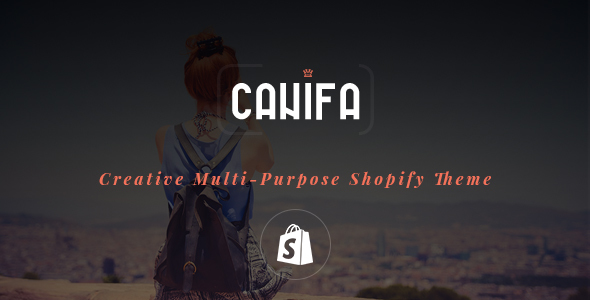 Canifa - Creative Multi-Purpose Shopify Theme