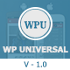 WP Universal – An App for WordPress News Blogs & Magazines (Full Applications) Download