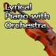 Lyrical Piano with Orchestra