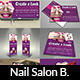 Nail Salon Advertising Bundle