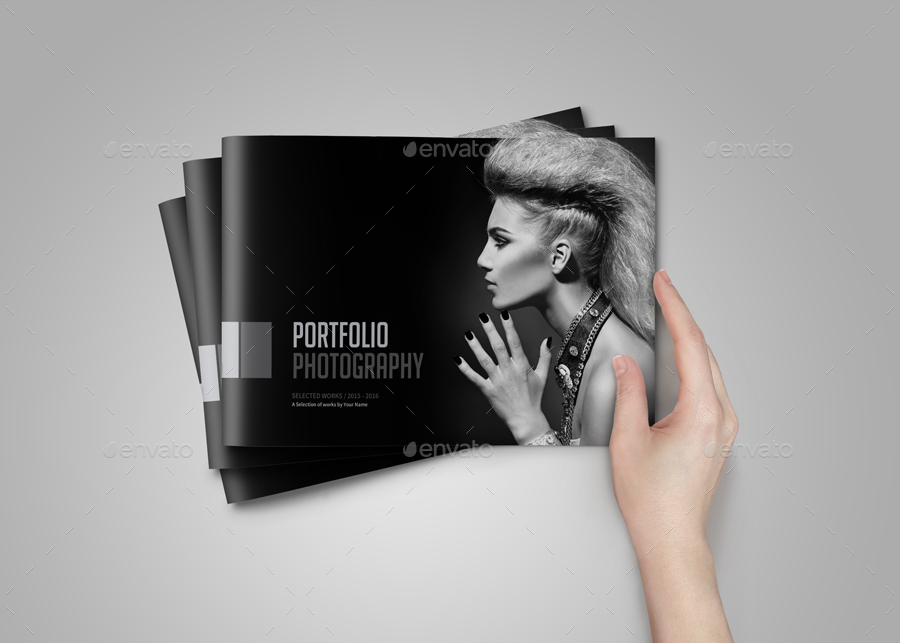 Book Cover Photography Website ~ Portfolio photographer by adekfotografia graphicriver