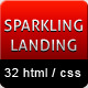 Sparkling - Landing page 32 variations - ThemeForest Item for Sale