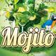 Mojito Madness Flyer