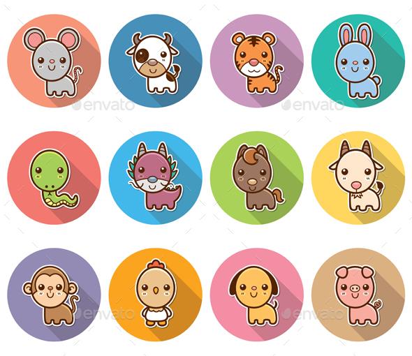 Animal Cartoons