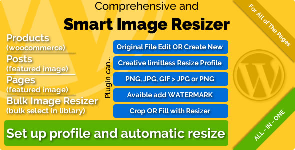 Download WP Comprehensive and Smart Image Resizer nulled download