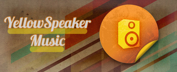 Yellowspeakerbackground1