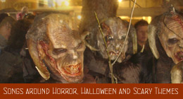 Halloween, Horror and Scary Themes