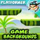 Platformer Game Background 13