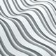 Striped Wavy Background