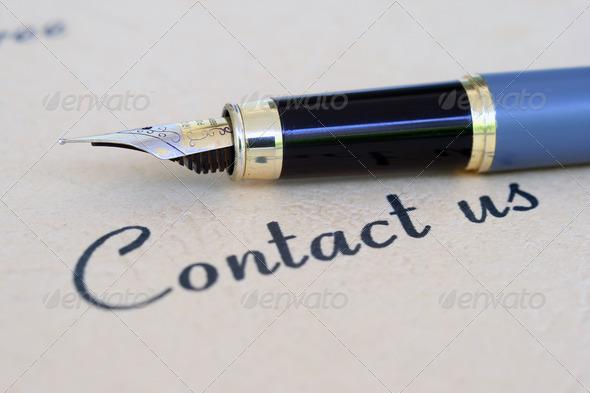 PhotoDune Contact us 1738449