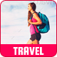 Travels & Tourism - HTML5 ad banners