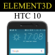 Element3D - HTC 10