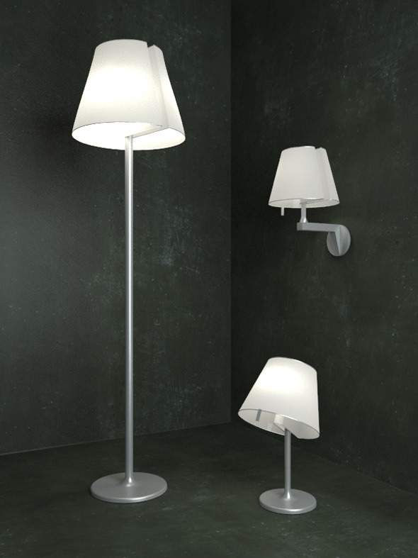 3DOcean Melampo Lamps 1739142
