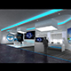 Technology Exhibition design