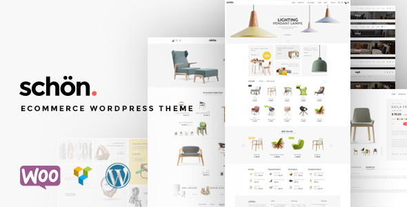 Download Schön - Modern, Clean & Responsive WooCommerce Theme nulled download