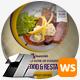 Food & Restaurant Web Sliders