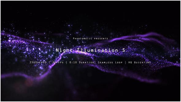 VideoHive Night Illumination 5 17440722