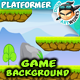 Platformer Game Background 14