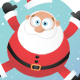 Jumping Santa - GraphicRiver Item for Sale