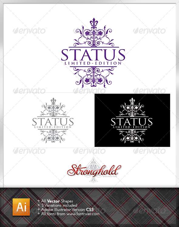 Home Decor Logo Template Graphicriver