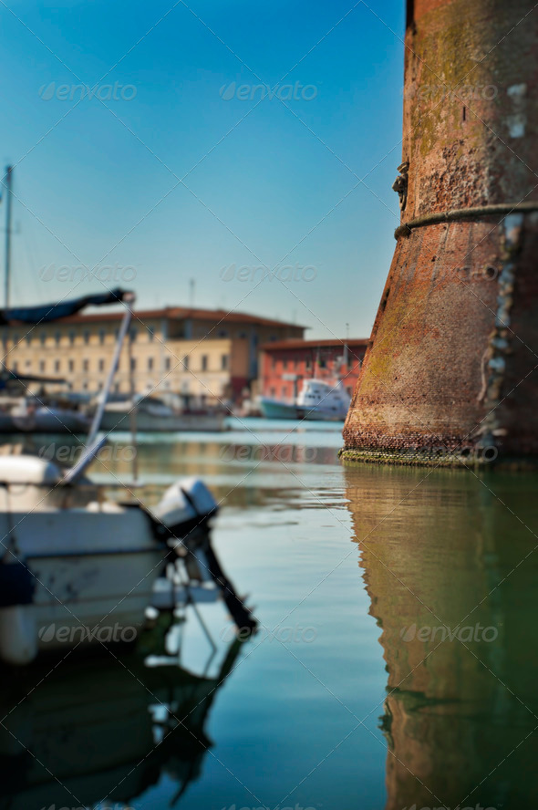 Livorno - Stock Photo - Images