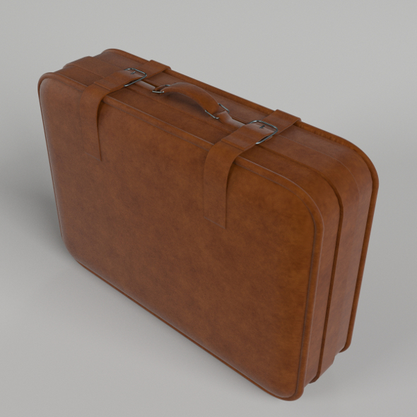 Suitcase - 3DOcean Item for Sale