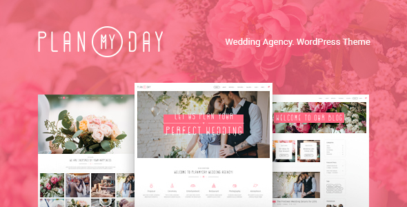 Download Plan My Day | Wedding / Event Planning Agency nulled download
