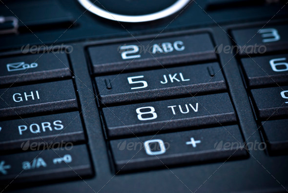 Keypad - Stock Photo - Images