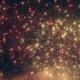 Multiple Colorfull Fireworks.