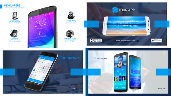 VideoHive Marketing Presentation for App Developers 17430723