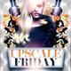 Upscale Friday Flyer