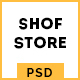 SHOFSTORE - Stylish eCommerce PSD Template for Furniture Store