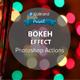 Bokeh Effect Photoshop Action