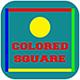 Colored Square - HTML5 Game