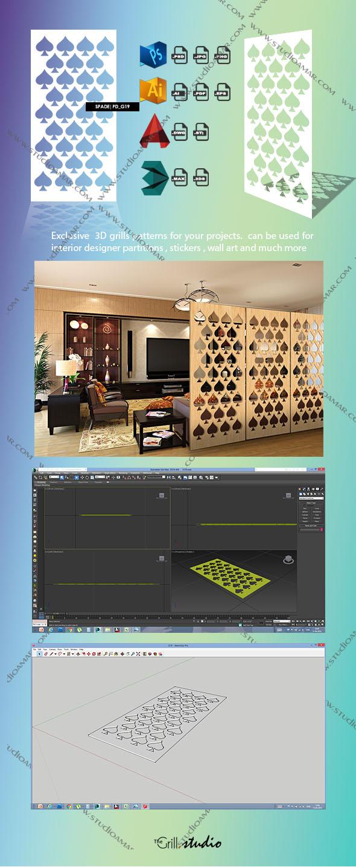 Spade (3D screen) PD_G19 - 3DOcean Item for Sale