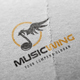 Music Wing Logo