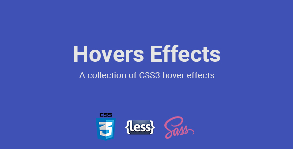 Hovers Effects - CodeCanyon Item for Sale