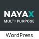 Nayax - Creative & Modern Multipurpose