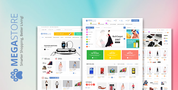 Download Mega Store - WooCommerce WordPress Theme nulled download
