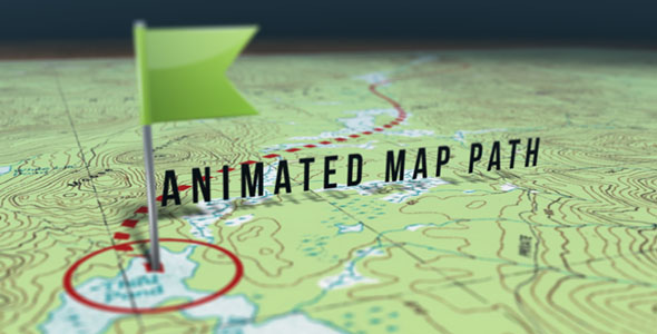 Animated map path holiday envato videohive after effects templates animated map path holiday envato videohive gumiabroncs Images