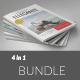 Bundle 4 in 1 | Vol.4