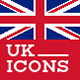 World Landmark Icons - Vol. 6 (United Kingdom)