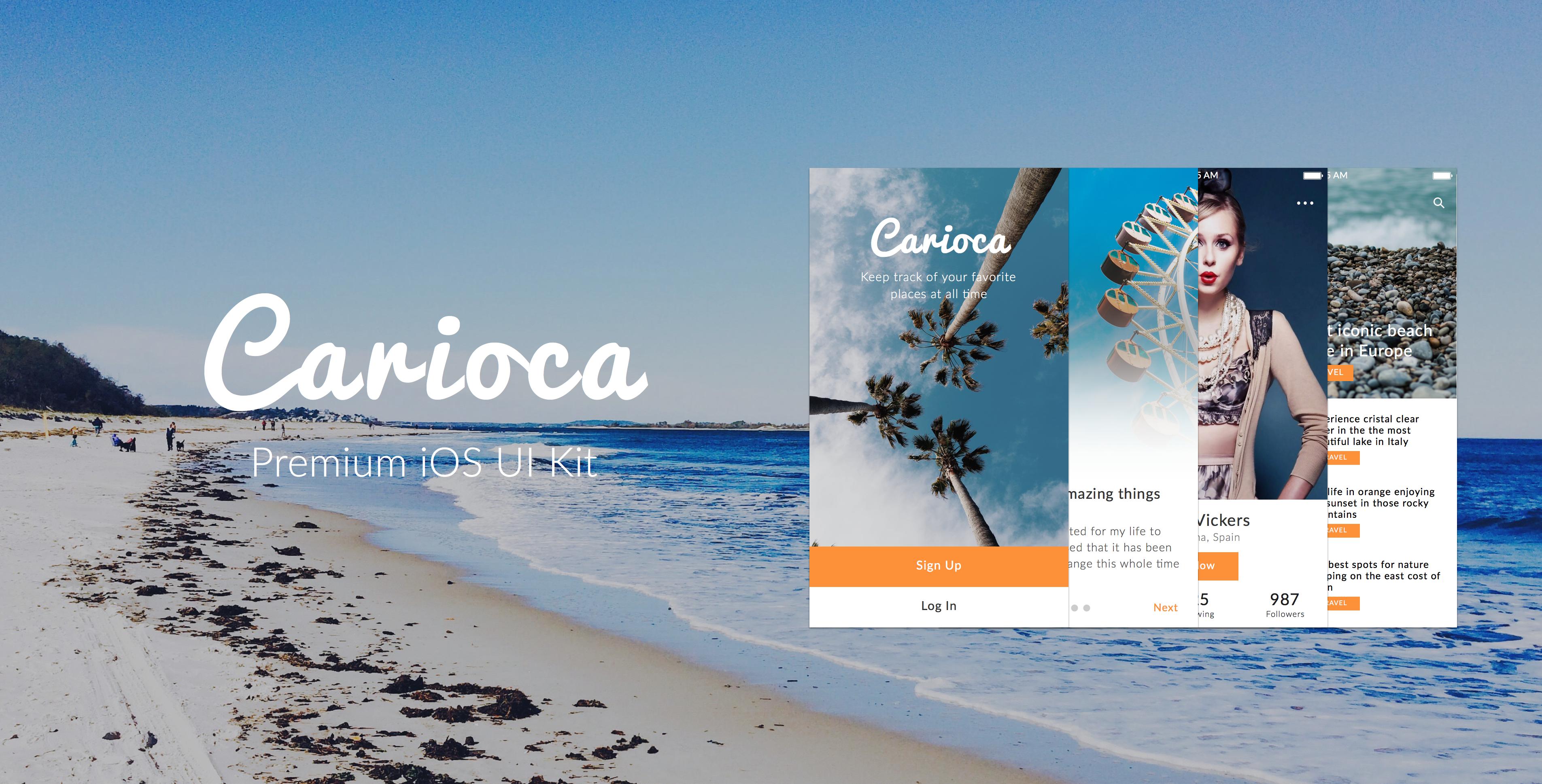Carioca UI Kit