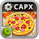 Pizza Party - HTML5 Construct Game