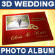 3D Wedding Photo Album - VideoHive Item for Sale