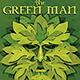 Green Man Mythical Nature Spirit