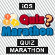 Quiz Marathon Trivia With CMS - iOS