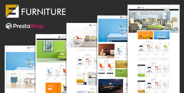 JMS Furniture - Responsive Prestashop Theme